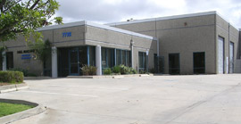 Hall Machine Corporate Headquarters, San Diego
